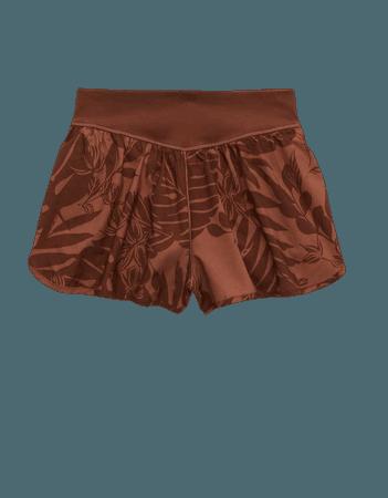 OFFLINE Nylon Printed Running Short