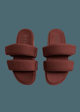Platform strap sandals - Women | Mango USA