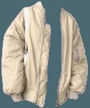 jacket white png coat
