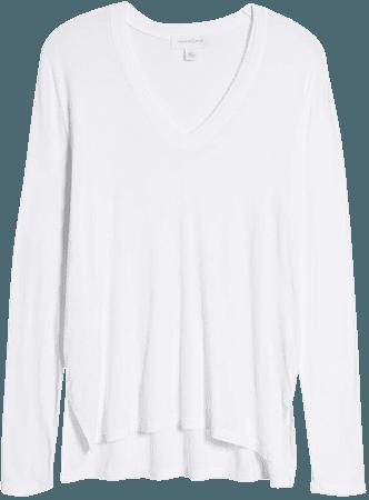 Treasure & Bond Mineral Wash Long Sleeve T-Shirt | Nordstrom