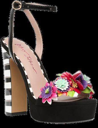 Betsey Johnson Women's Carra Dress Sandal & Reviews - Sandals - Shoes - Macy's