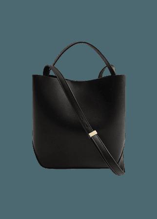 Minimalist bag - Women   Mango USA