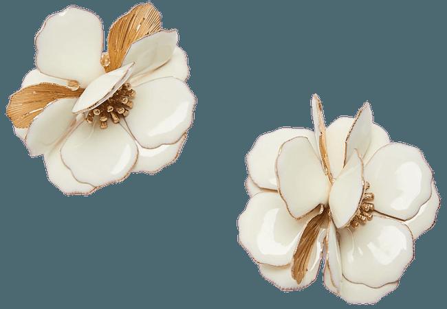 FLOWER EARRINGS | ZARA United States