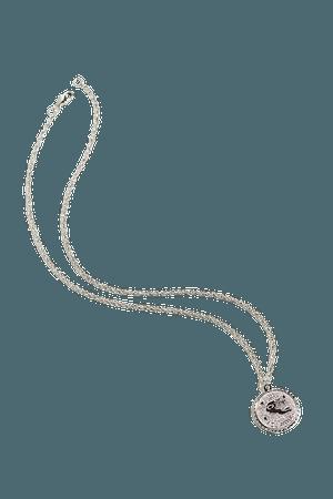 Ascending Medallion Necklace | Free People