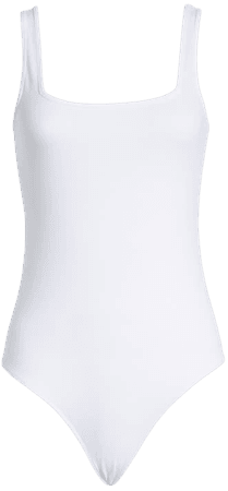 nordstroms White tank body suit