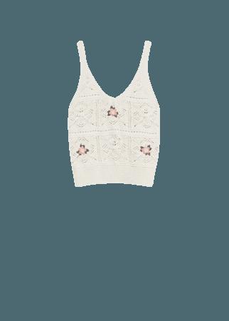 Oversized cotton trench - Women | Mango USA