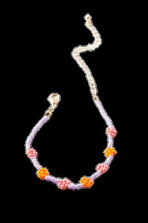 Blossom Beaded Bracelet | Urban Outfitters