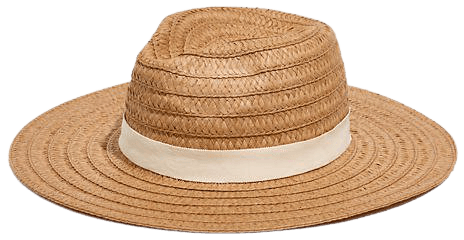 Packable Braided Straw Hat