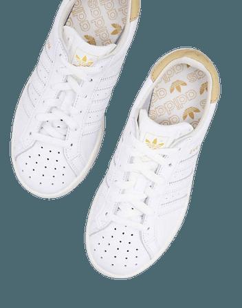 adidas Originals Earlham sneakers in white | ASOS