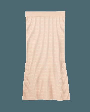 Geo Mixing Skirt