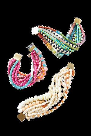Charmante Layered Bracelet   Anthropologie