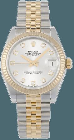 Rolex Montre Datejust 31 Mm Non Portée (2021) - Farfetch