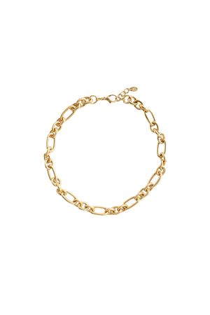 MIXED LINK NECKLACE | ZARA United States