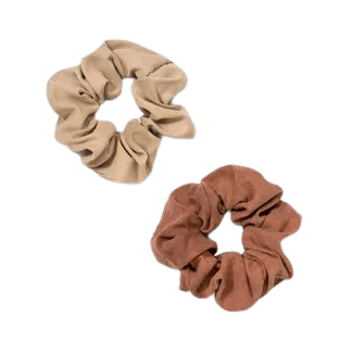 Soft Suede Fabric Twisters Hair Elastics - Universal Thread™ : Target