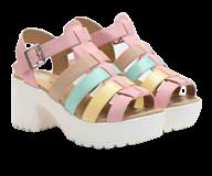 SII Strappy Kawaii Cleated Sandals | Koi