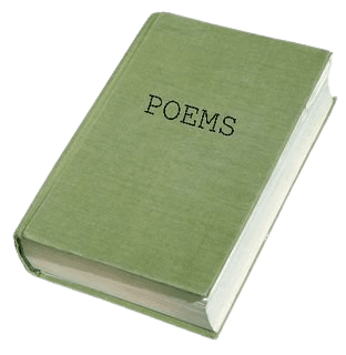green poems book png filler aesthetic
