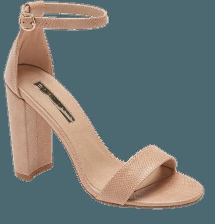 Billini Jessa Block Heel Sandal