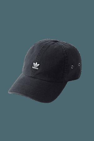adidas Originals Mini Logo Relaxed Baseball Hat | Urban Outfitters