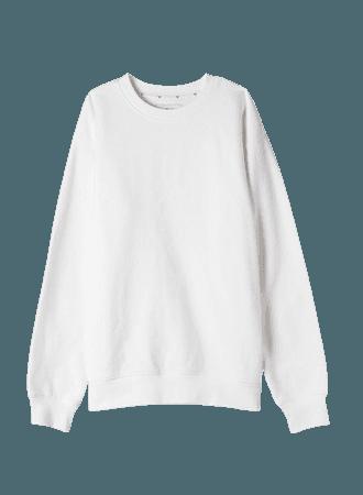 Tna COZYAF PERFECT CREW SWEATSHIRT   Aritzia US