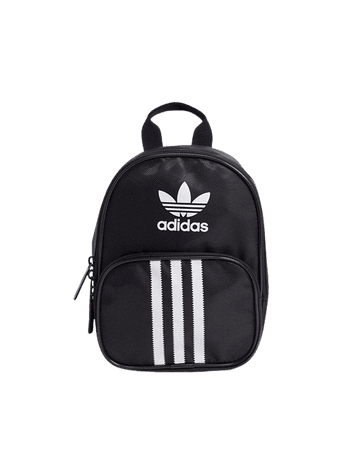 adidas Originals OG Santiago mini backpack in black | ASOS