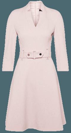 Forever Cinch Waist A-Line Dress   Karen Millen