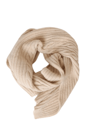 Beige Cable Knit Scarf - Oversized Scarf - Beige Scarf - Lulus