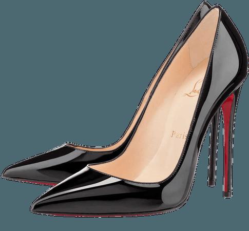 SO KATE 120 Black Patent - Women Shoes - Christian Louboutin