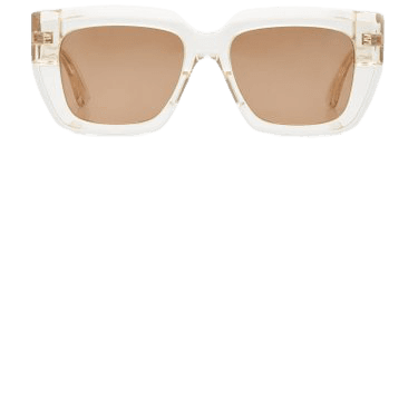 Oversized Square-Frame Acetate Sunglasses By Bottega Veneta | Moda Operandi