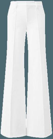 Stretch Twill Wide-Leg Pants By Brandon Maxwell | Moda Operandi