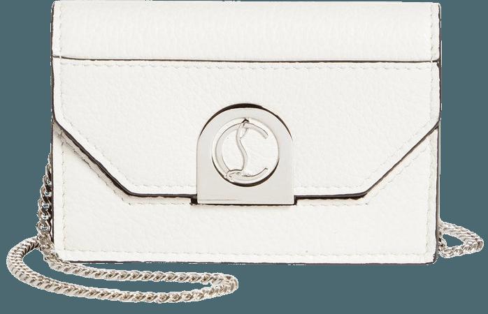 Elisa Leather Crossbody Bag
