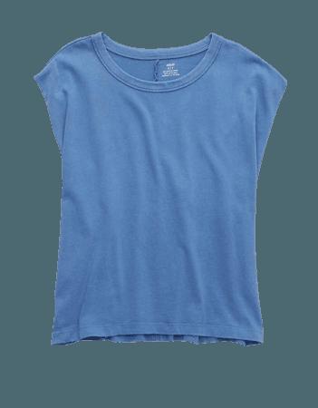 Aerie Dolman Sleeve Boyfriend T-Shirt