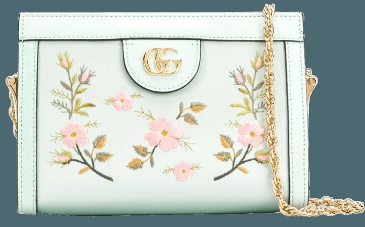 Gucci Bolso De Hombro Ophidia Flora Pequeño - Farfetch