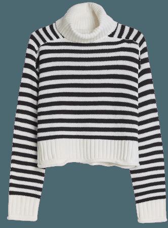 Turtleneck sweater - Sweaters and Cardigans - Woman   Bershka