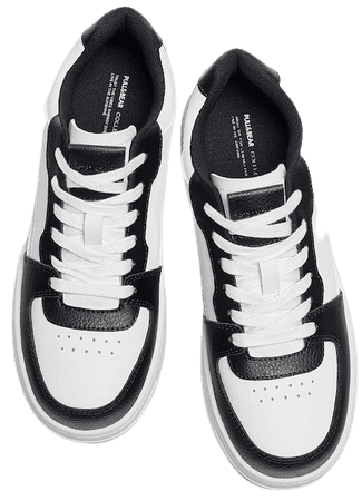 Casual thick-sole sneakers - pull&bear