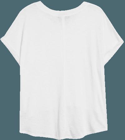 La La Land Creative Co High/Low Pocket T-Shirt | Nordstrom