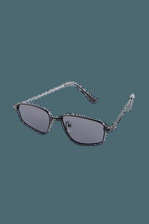 Tabitha Metal Rectangle Sunglasses | Urban Outfitters