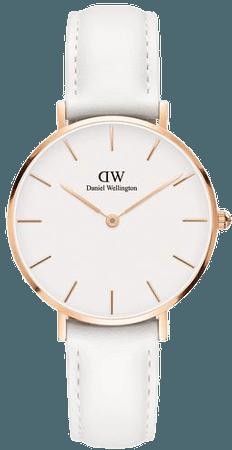 white watch