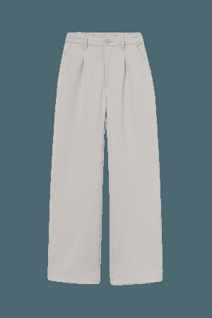 Waffle-knit Cardigan - White - Ladies | H&M US