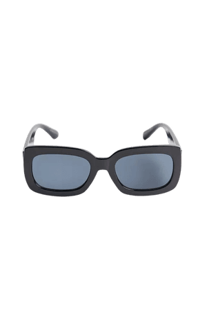 Harvey Chunky Rectangle Sunglasses | Urban Outfitters