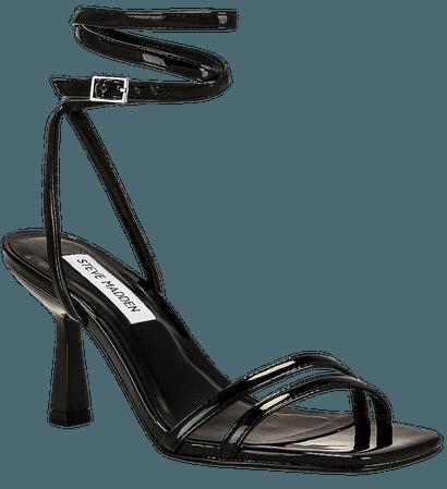 Steve Madden Kyrah Sandal in Black | REVOLVE