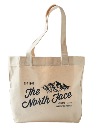 The North Face Cotton Tote Bag | Urban Outfitters