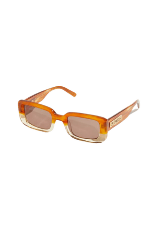 Hot Futures Groover Square Sunglasses   Urban Outfitters
