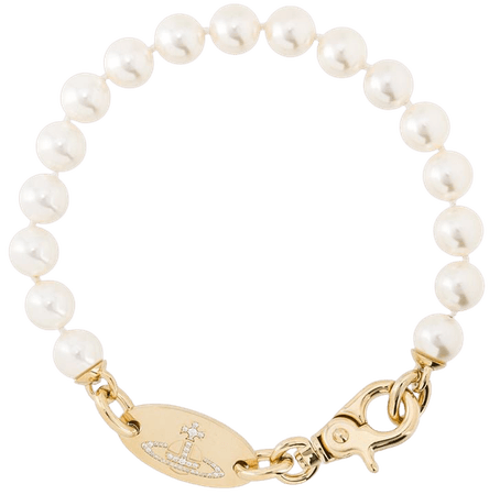 Vivienne Westwood Pearl String Necklace - Farfetch