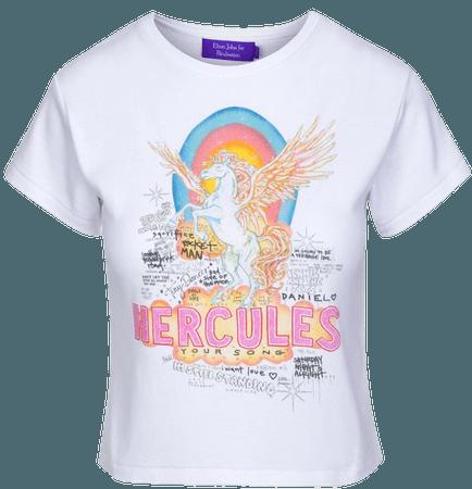 The Hercules Baby Tee   Elton John for Réal   Réalisation Par