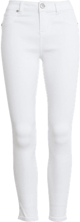 Butter High Waist Ankle Skinny Jeans