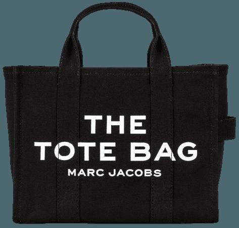Marc Jacobs Small Traveler Tote in Black   REVOLVE