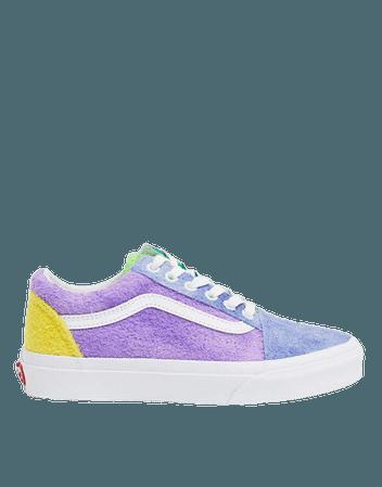 Vans x Anderson Paak Old Skool sneakers in multi | ASOS