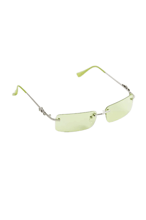 Dixie Translucent Icon Sunglasses | Urban Outfitters