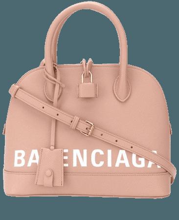 Balenciaga Ville Small Tote Bag   Farfetch.com