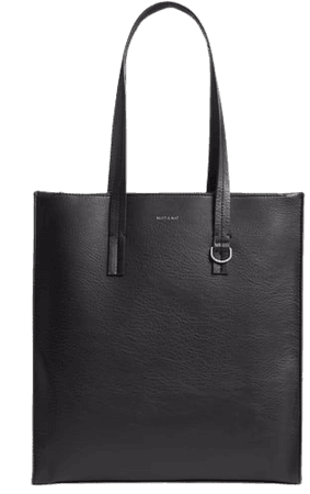 Canci Faux Leather Tote